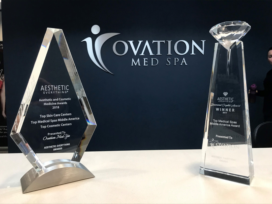 Ovation Med Spa staff