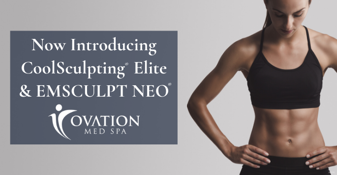 Visit us online to learn about our new body contouring treatment upgrades.
